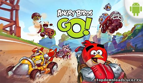 Angry Birds на андроид - top-android.org