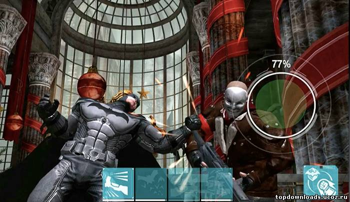Batman The Dark Knight Rises - Android / iOS GamePlay ...