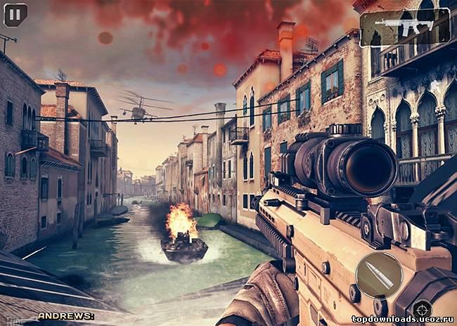 Приложения в Google Play – Modern Combat 4: …