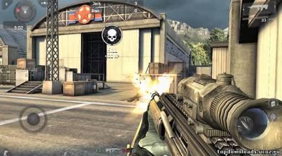 Modern Combat 3: Fallen Nation на андроид …