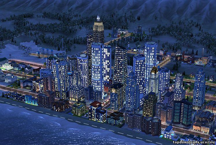 SimCity BuildIt на андроид скачать бесплатно apk