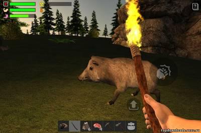 Скачать на андроид игру the survivor rusty forest на