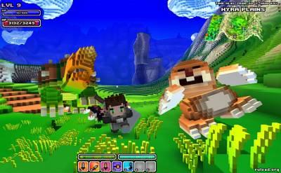 Скачать игру cube world последнюю версию