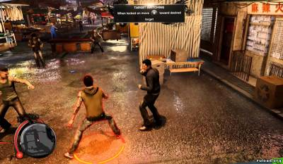 Sleeping Dogs Year of the Snake и Nightmare in North Point