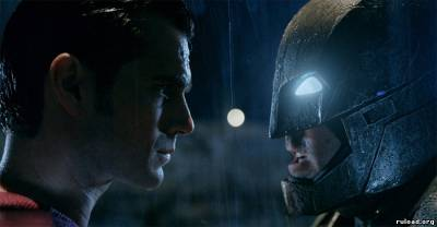Фильм Batman v Superman Dawn of Justice