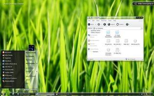 Arzo Vista Theme For Xp