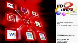 Recosoft PDF2Office Professional 4.0